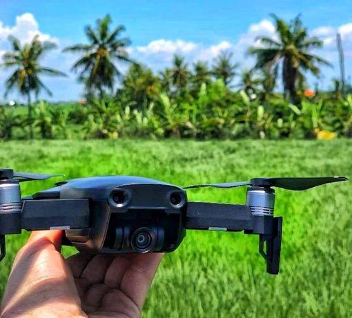 Usługi z DRONEM
