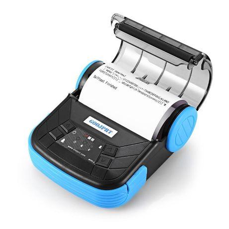 POS Mini Impressora Térmica Bluetooth para papel térmico de 80mm de la