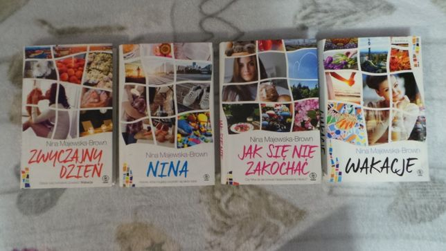 Nina Majewska-Brown książki