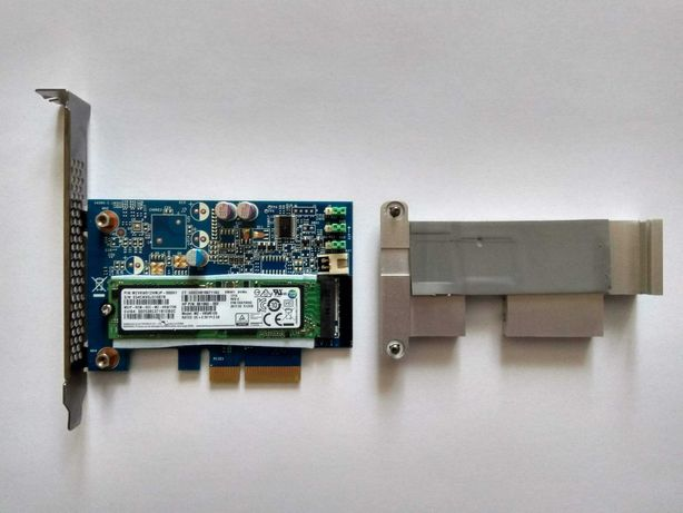 Продам привод SSD HP Z Turbo Drive G2 512Gb MLC (MZVKW512HMJP) SM961