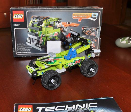 LEGO Technic Пустынный Гонщик (42027)