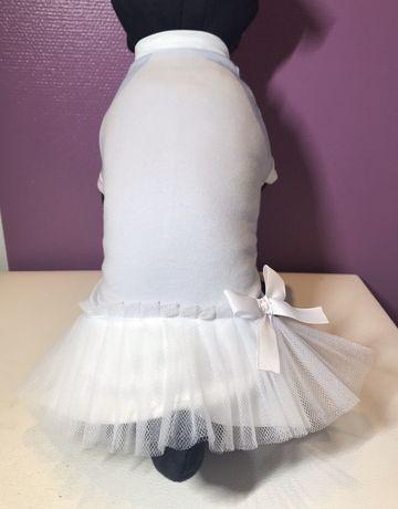 Piękna sukienka ubranko dla psa chihuahua york XS