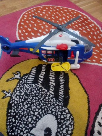 Helikopter na baterie AKTUALNE