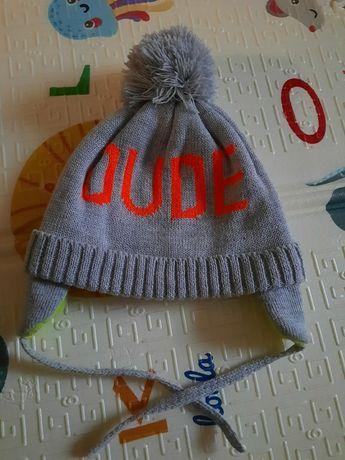 Тепла шапка нова!