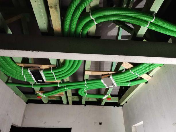 rekuperacja, klimatyzacja, pompy ciepła - projekt, montaż, serwis