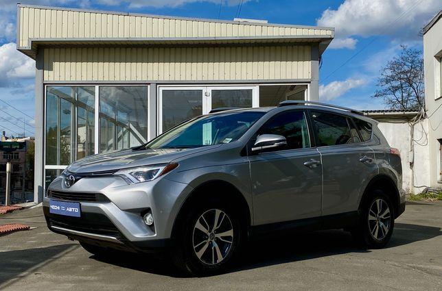 Автомобіль Toyota RAV4 XLE AWD 2016, гарантія, КРЕДИТ / ЛІЗИНГ