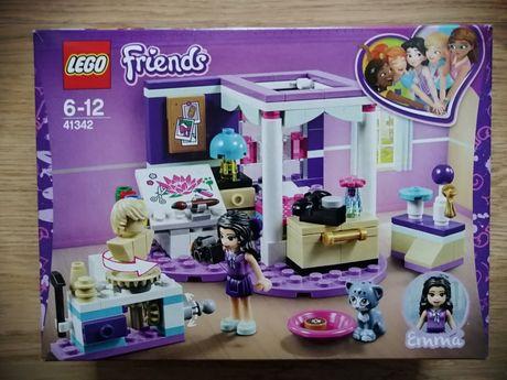 Lego Friends 41342 Sypialnia Emmy UNIKAT