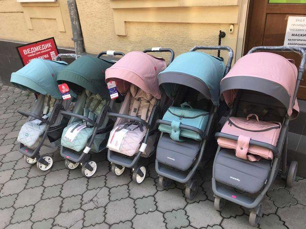 Дитяча коляска Euro-Cart Flex.Дитячі коляски: 4Baby, EasyGo, Euro-Cart