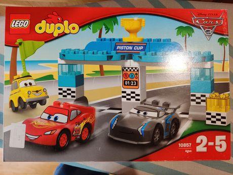 Новий LEGO DUPLO 10857 Гонка за Кубок Поршня Тачки-3