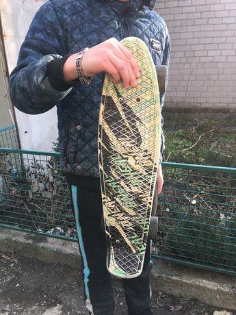 Скейтборд (пениборт)