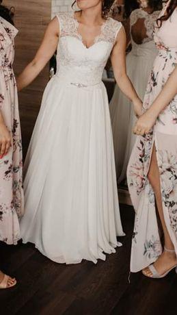 Suknia Ślubna Afrodyta Bretania