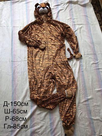 Карнавальний костюм ростова лялька тигр