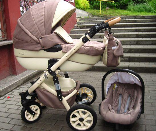 Wózek 3w1 Riko Brano. Stan ideał