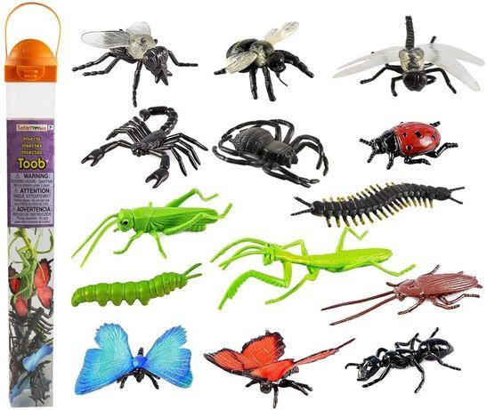 Очень реалистичные модели животных Safari Ltd