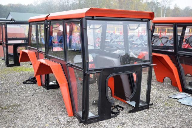 Kabina do ciągnika bez błotników URSUS C360 C330 Nowa transport