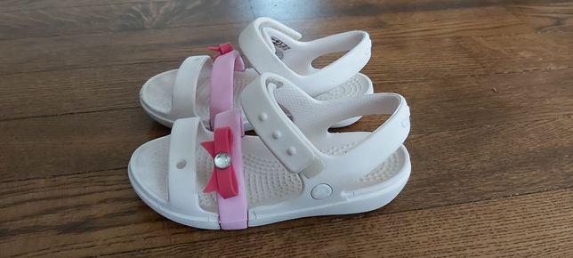 Дитячі Crocs для дівчинки