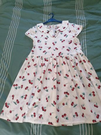 Vestido cerejas M
