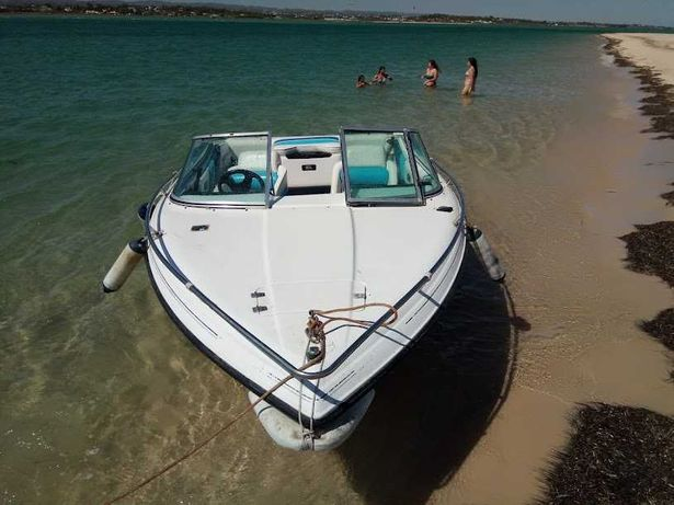 Barco Chaparral 185 limited