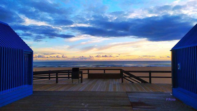 Férias Praia Monte Gordo Junho e Setembro-T1 com/sem terraço vista mar