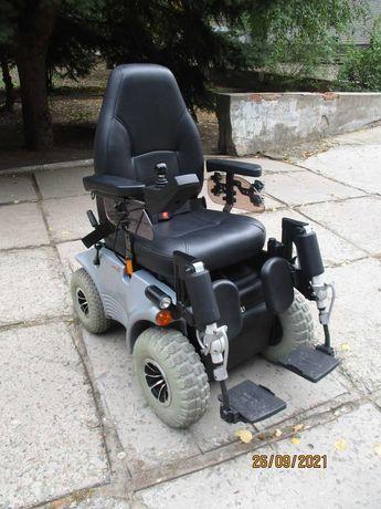 Инвалидная коляска Meyra Optimus Мейра Майра 10-12км/ч