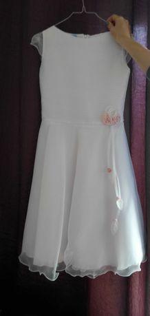Vestido de menina para cerimónia