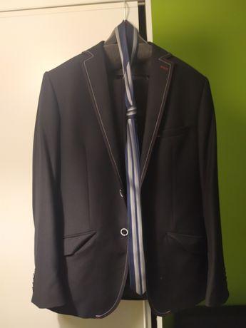 Garnitur Guittard slim, gratis koszula i krawat