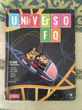 Universo Fq 9 - Manual