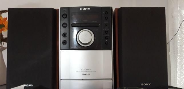 Wieża Radio na płyty Sony już dodbioru