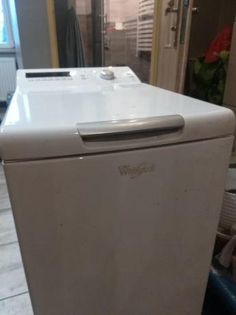 Sprzedam pralkę ładowana od góry firmy Whirlpool duży wsad