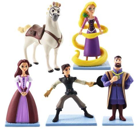 Conjunto 5 pcs Rapunzel (Portes Incluidos)