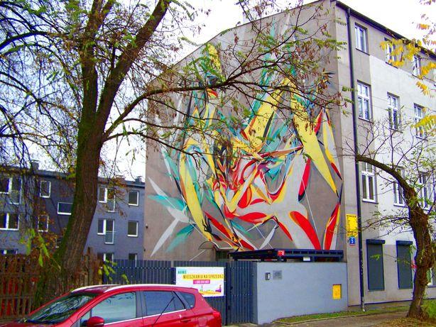 Dwupokojowe mieszkanie Łódź-Górna przy Politechnice- Felsztyńskiego 5