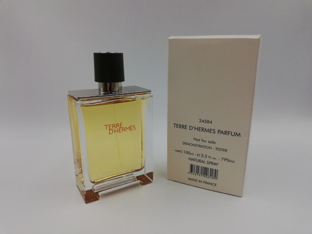 Perfumy HERMES terre dHermes 100ml Tester Wyprzedaż