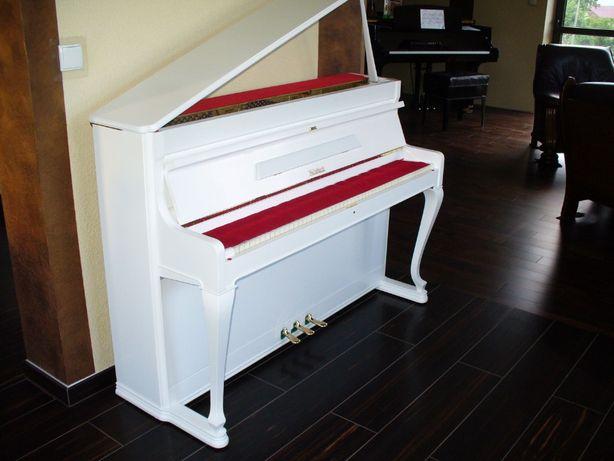 pianino biale weinbach petrof bdb