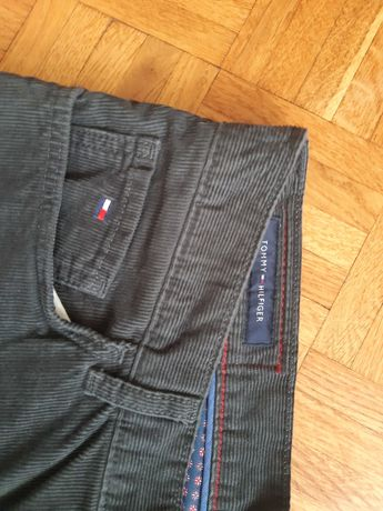 Spodnie 32/36 sztruksy