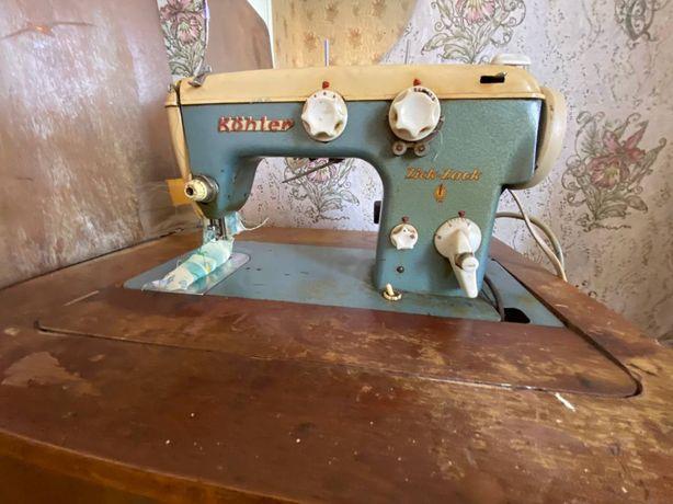 Швейная машина Kohler Zick-Zack. Самовывоз Волноваха.