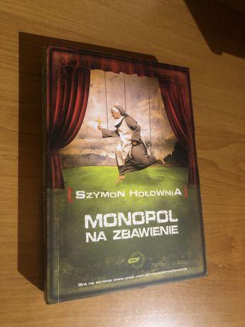 Szymon Hołownia Monopol na zbawienie