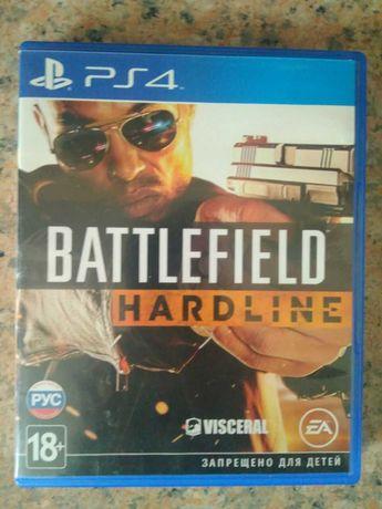 Battlefield Hardline ps4/ps5 русская версия