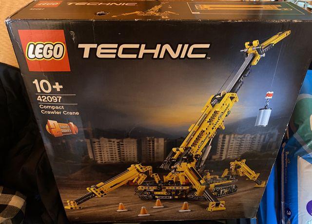 Nowe lego technic 42097 Żuraw typu pająk