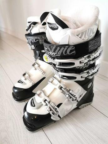 Buty narciarskie Fischer stan idealny jak nowe, rozmiar 23,5