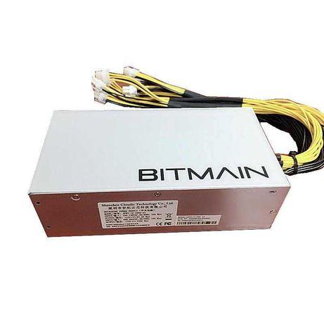Ремонт блоков питания для ASIC АСИК Antminer Bitmain, , HP, PSU ATX.