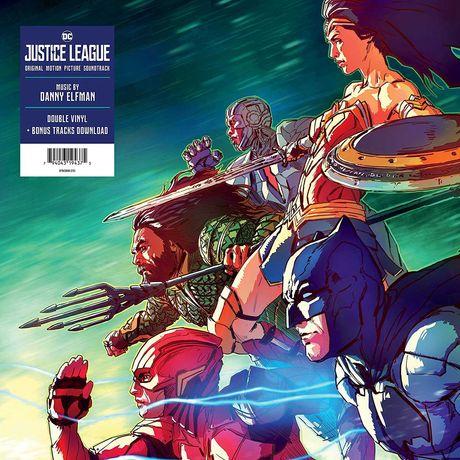 BSO Justice League - 2 LP