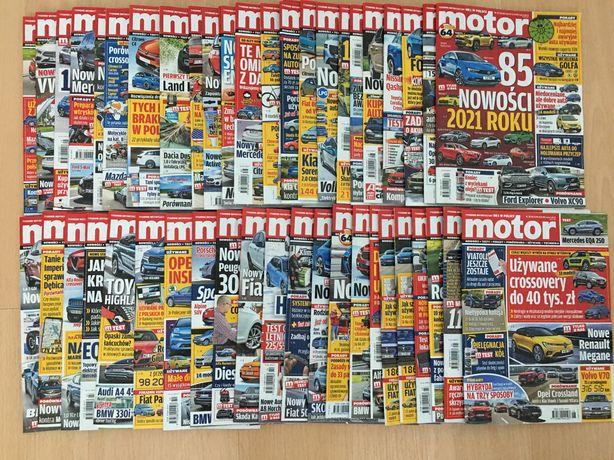 Gazeta MOTOR 48 szt. 20-21 rok
