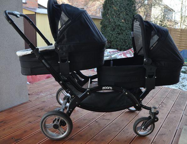 Wózek ABC Design dla bliźniaków