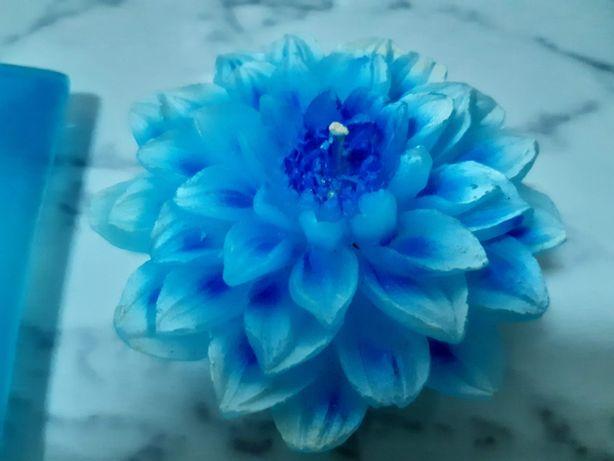Base e vela flor, nova