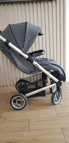 Wózek Musty Nexo Grey