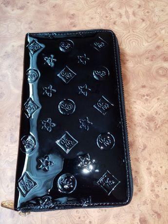 Duży portfel galantry