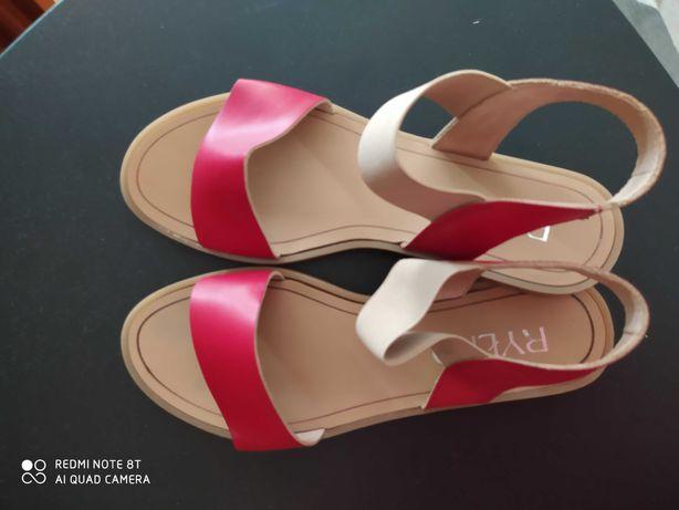Damskie sandały Ryłko