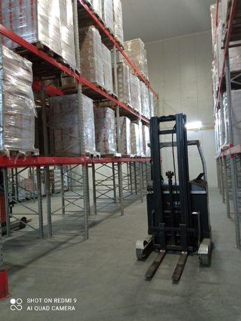 Морозильный склад. Ответственное хранение замороженной продукции.