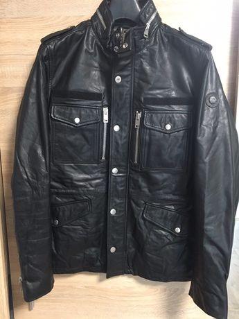 Куртка Diesel ,Италия,из США,нат.кожа дуже прочная  L розмир 11000гр