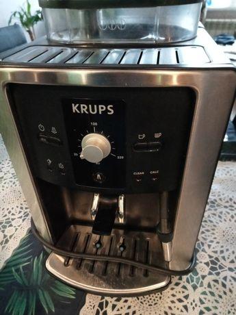Ekspres do kawy Krups. Rewelacyjna kawa.